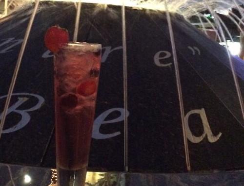 Raspberry & Lychee Fizzer