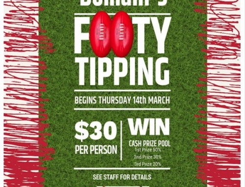 Football Tipping Competition