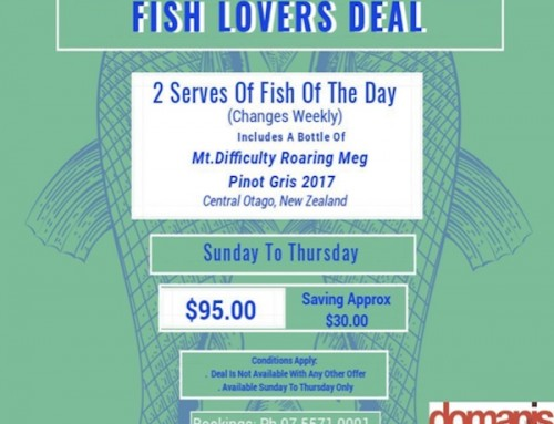 Fish Lovers Deal